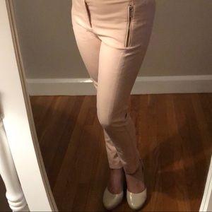 high waste skinny pants